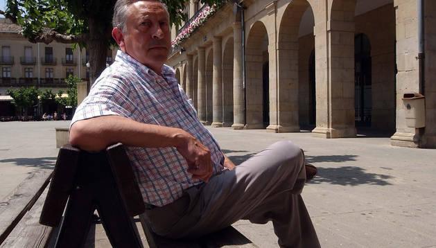 Esteban Martino Cabañas, en una imagen de archivo.