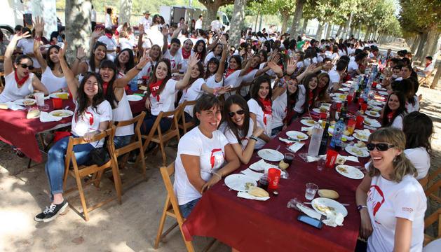 Fiestas de la Juventud en Tudela 2014