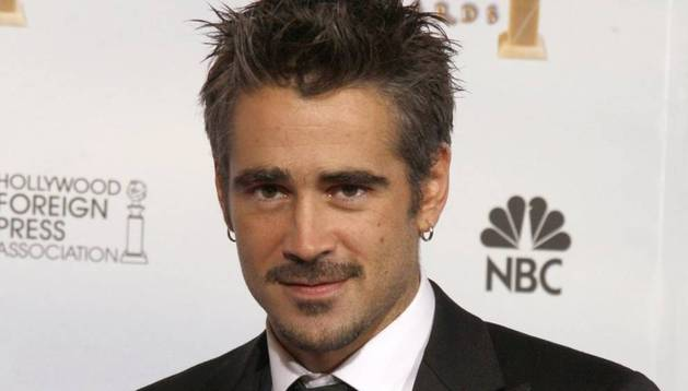 El actor, Colin Farrell