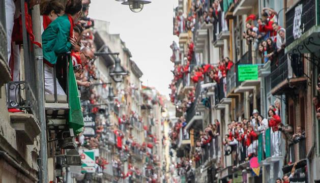 Imágenes finalistas del Concurso Fotográfico San Fermín