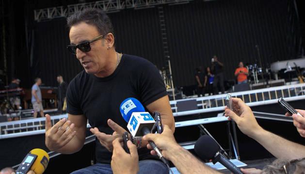 Bruce Springsteen cumple 65 años con