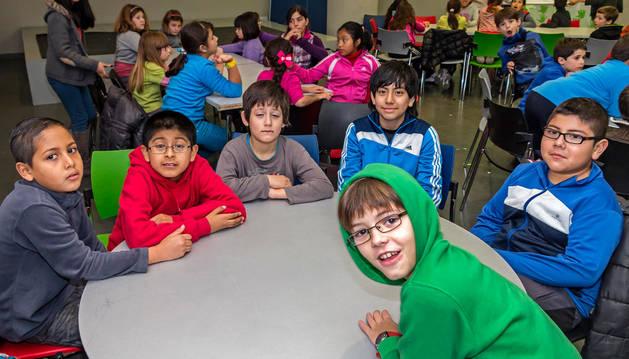El programa de apoyo escolar cuenta con 120 plazas