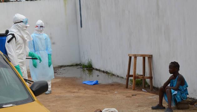 En noviembre habrá más de 20.000 afectados por ébola, según la OMS