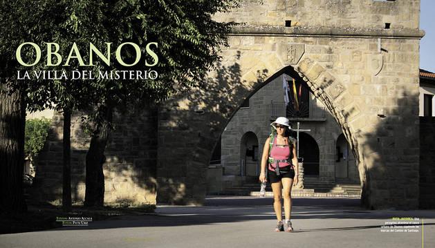 El 'misterio' de Obanos, la leyenda de Gartxot o las murallas de Pamplona