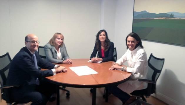 CEIN y FEUN acuerdan colaborar en materia de emprendimiento