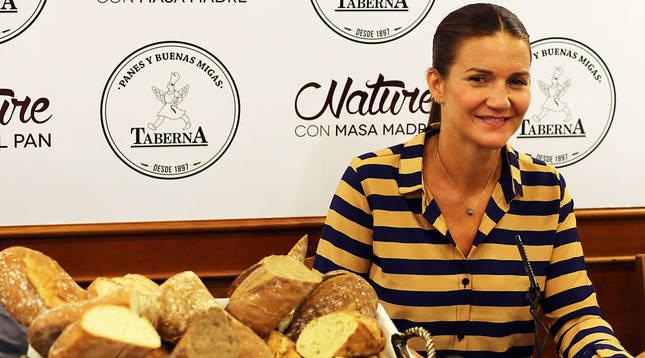 """Samantha Vallejo: """"Se me ve muy seria juzgando los platos, pero soy muy divertida"""""""