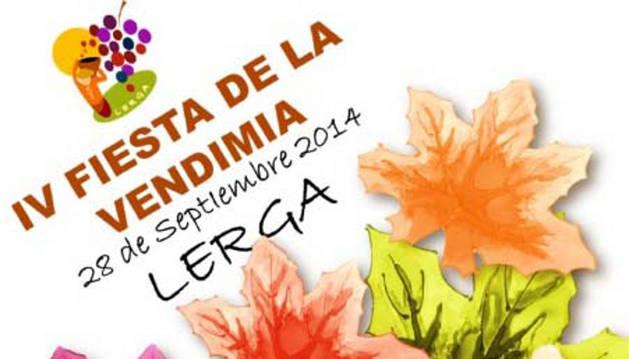IV Fiesta de la Vendimia en Lerga