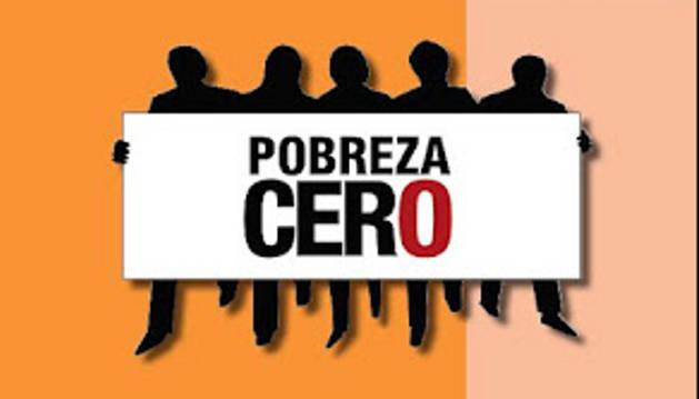 En Burlada apuestan este viernes por la 'Pobreza Cero'