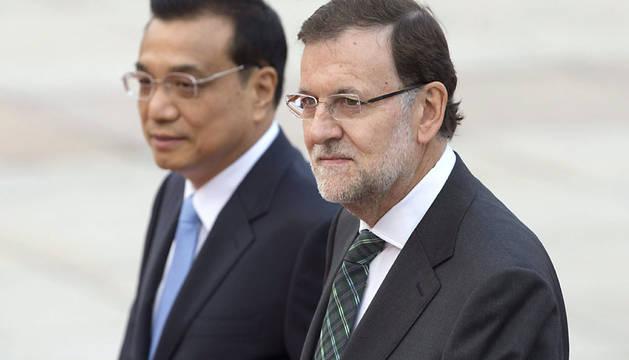 Rajoy, China, economía española