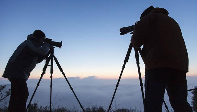 Curso de Iniciación Fotografica-Cámaras Reflex en octubre
