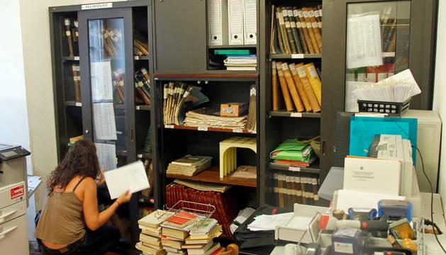El registro civil de Baztan vuelve a realizar inscripciones en Elizondo