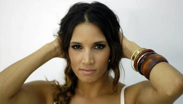 La cantante India Martínz