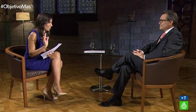 Artur Mas niega haber entrado en negocios con los hijos de Pujol