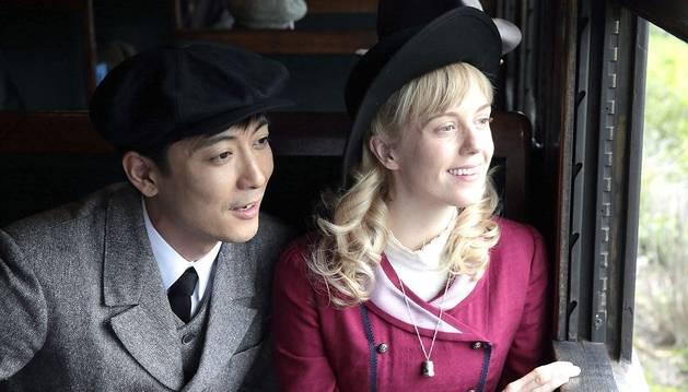 Charlotte Kate Fox se 'cuela' en la televisión japonesa