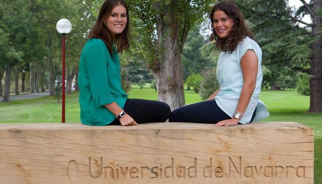 Elegidas la delegada y subdelegada de la Universidad de Navarra