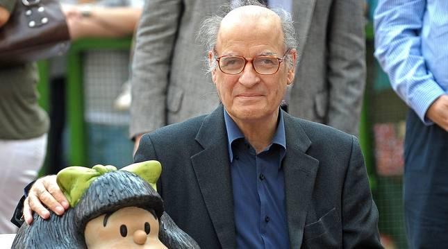 Mafalda, medio siglo de irreverencia  y odio a la sopa