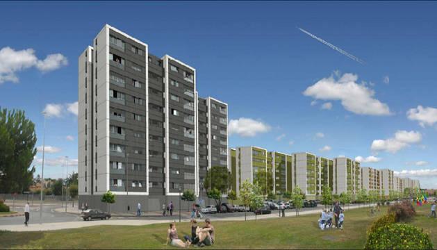 Seleccionadas las propuestas para la mejora energética de 2.176 casas