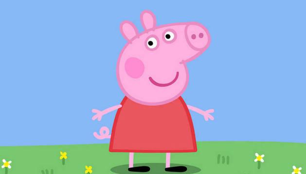 Peppa Pig y sus amigos llegarán a Pamplona el 30 de noviembre
