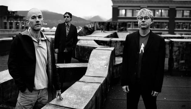 R.E.M. repasan sus 30 años de historia  en una caja con 6 DVDs