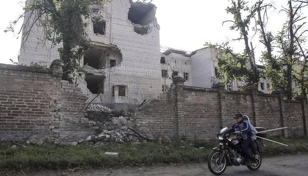 Nueve soldados ucranianos mueren en un ataque de separatistas