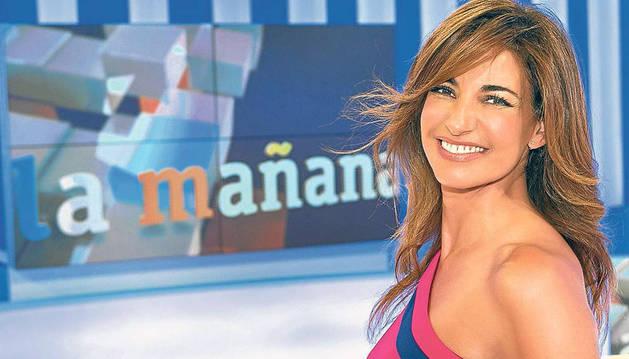 La presentadora Mariló Montero