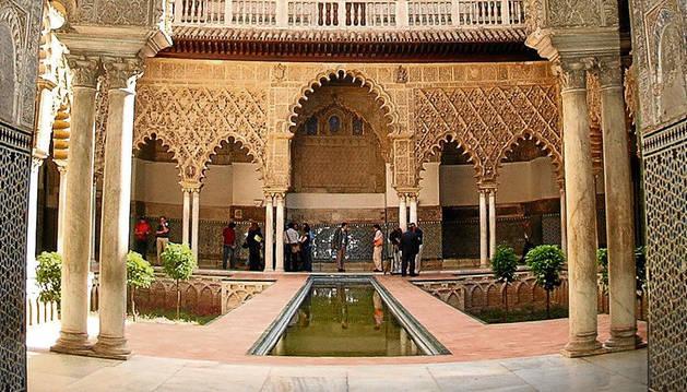 El Alcázar de Sevilla, sede del quinto reino de