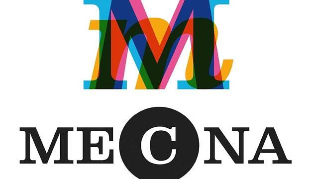 Logotipo de Mecna.