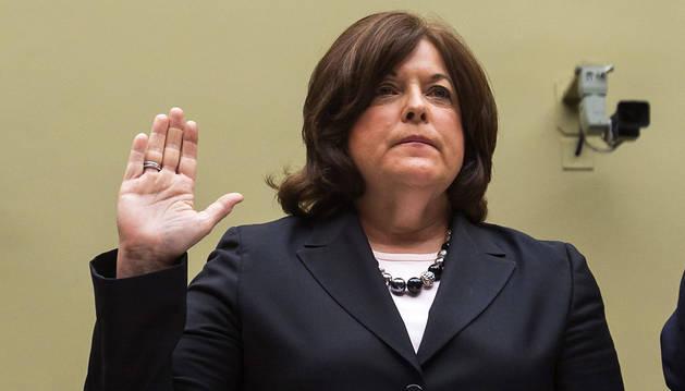 La directora del Servicio Secreto de EE.UU. dimite por un escándalo