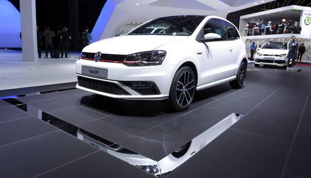 Presentan en París el nuevo Polo GTI fabricado en exclusiva en Navarra