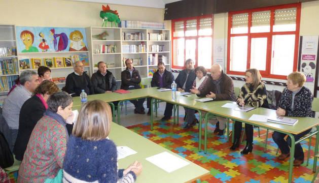 El pleno de Beriáin vuelve a exigir a Educación un nuevo colegio comarcal