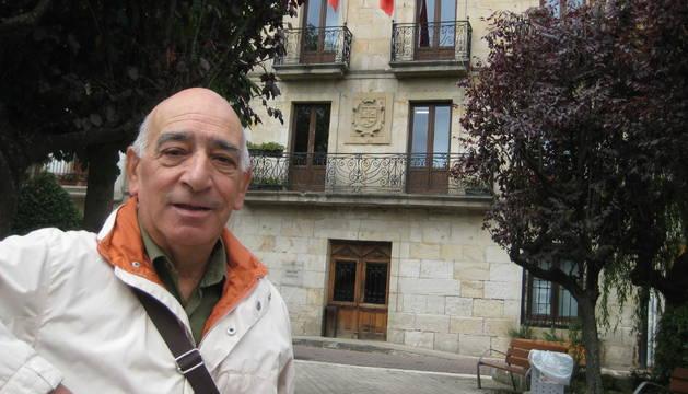 Fallece de infarto el edil socialista Braulio Salvador en Alsasua