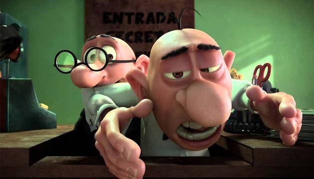 Mortadelo y Filemón, en 3D.