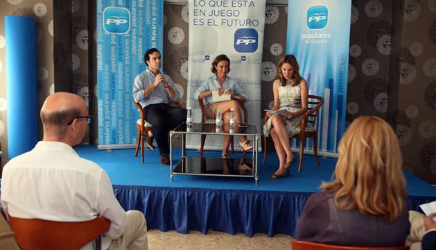 Pablo Zalba destaca el
