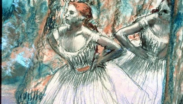Detenidos en Chipre por el robo de un cuadro de Degas