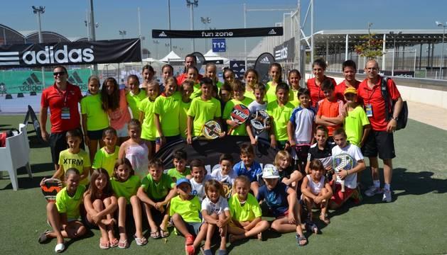 Participantes en el campeonato de España