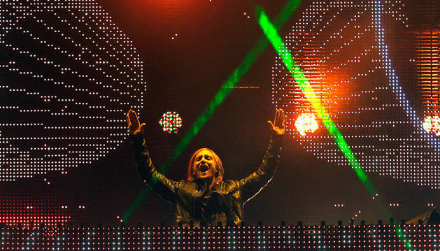 David Guetta estrena nuevo single: 'Dangerous'