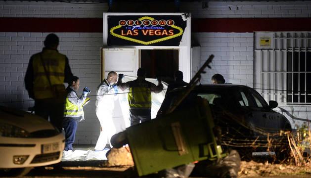 El dueño y una camarera de un bar mueren a tiros en Medina del Campo