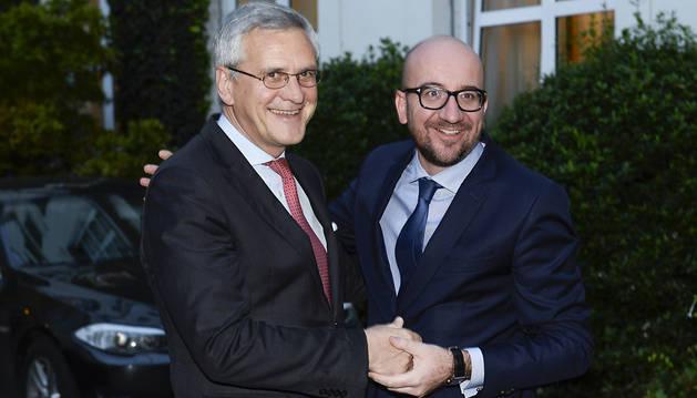 El centro derecha alcanza un acuerdo de Gobierno en Bélgica