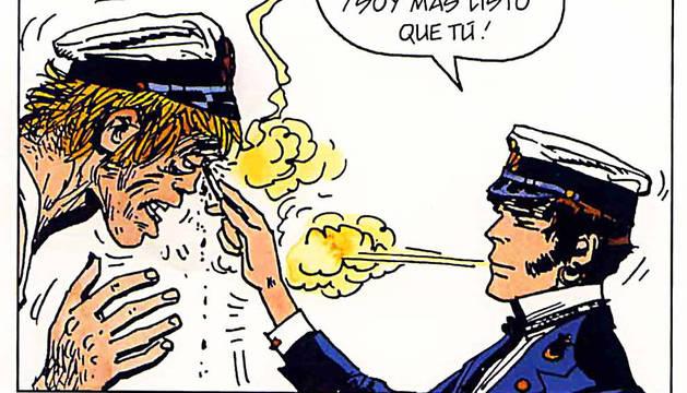 'El Corto Maltés' regresa con acento español