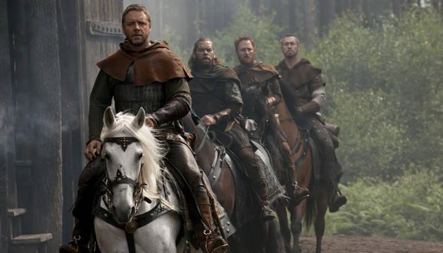 Robin Hood tendrá su  propia saga de películas