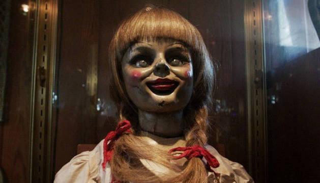 El thriller de terror 'Annabelle'  divide al públicol de Sitges