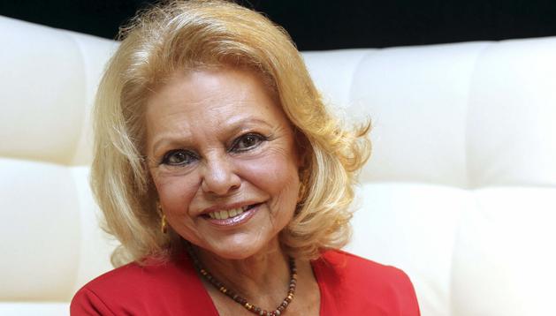 La expresentadora Mayra Gómez Kemp publica sus memorias