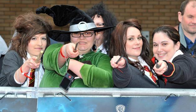 J.K. Rowling abre la puerta al regreso de Harry Potter