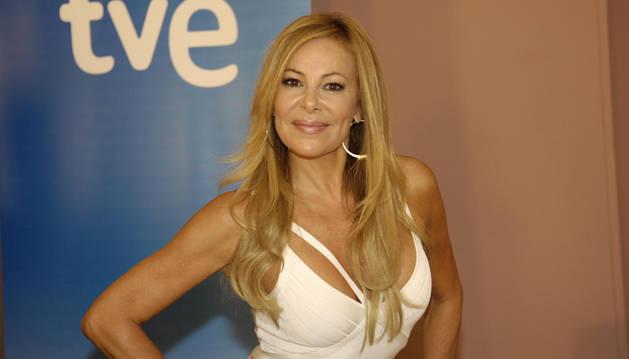 Ana Obregón participará en la versión mexicana de la serie 'Ana y los 7'