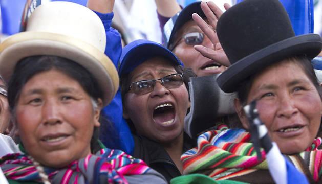 elecciones bolivia, morales, doria medina