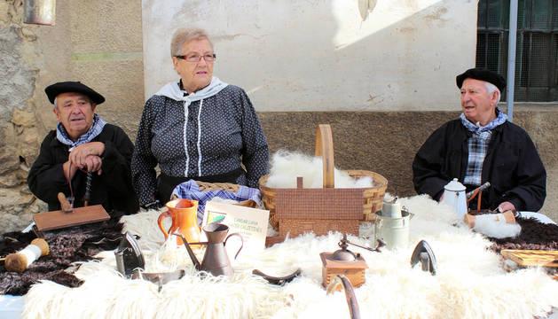 Eulate homenajea a los pastores este domingo