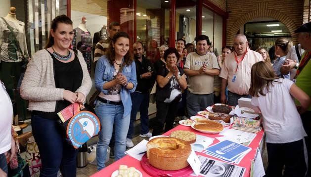 Bizcochos solidarios de ANASAPS Tudela