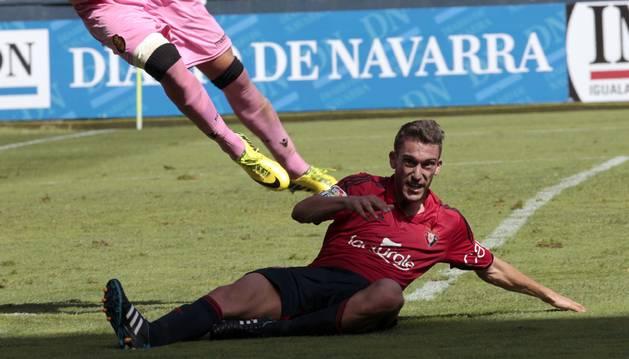 Roberto Torres, contra el Mallorca