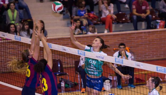 El GH Leadernet gana con solvencia en su debut contra el Barcelona