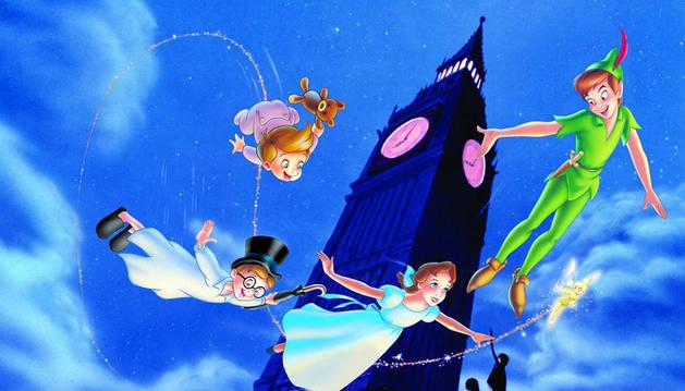 'Peter Pan', una de las películas que Lationamérica inspiró a Disney.